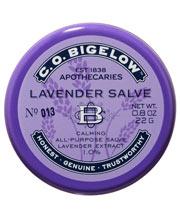 bigelow lavender salve