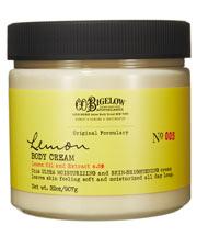bigelow lemon body cream