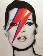 bowie kate moss vogue