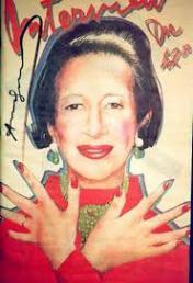 Diana Vreeland loved her blush