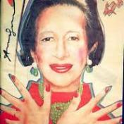 Diana Vreeland loved her blush