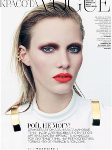 EMILY BAKER IN VOGUE RUSSIA MARCH 2013 BY WARD IVAN RAFIK