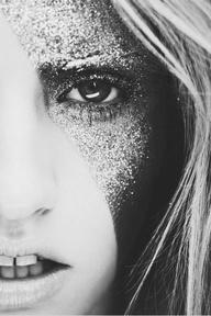 glitter bowie