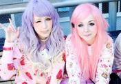 Kawaii girls